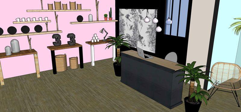 Décoration d'intérieur - L'Atelier de Célia
