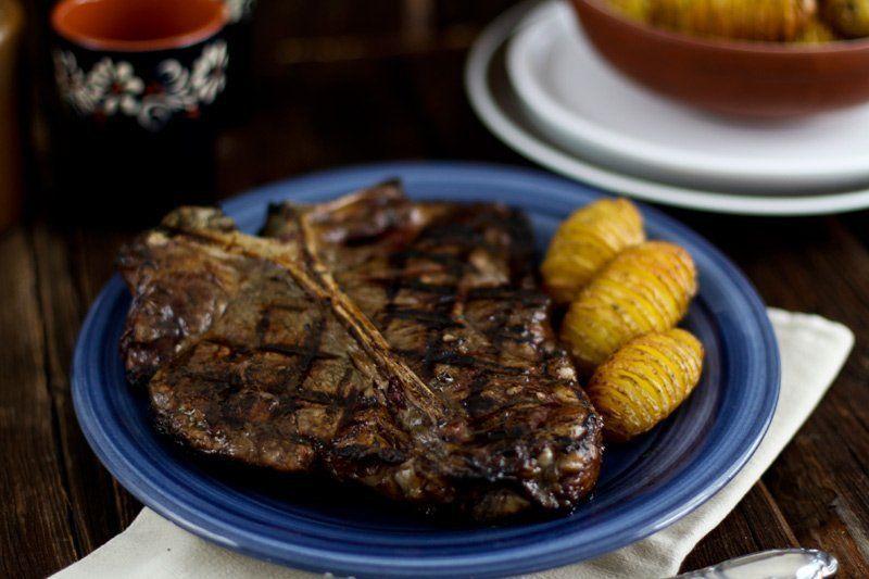 t bone steak beilagen