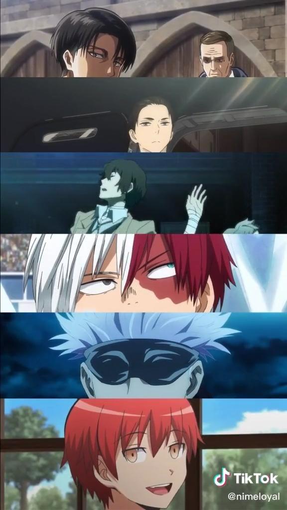 Anime Boys MIX