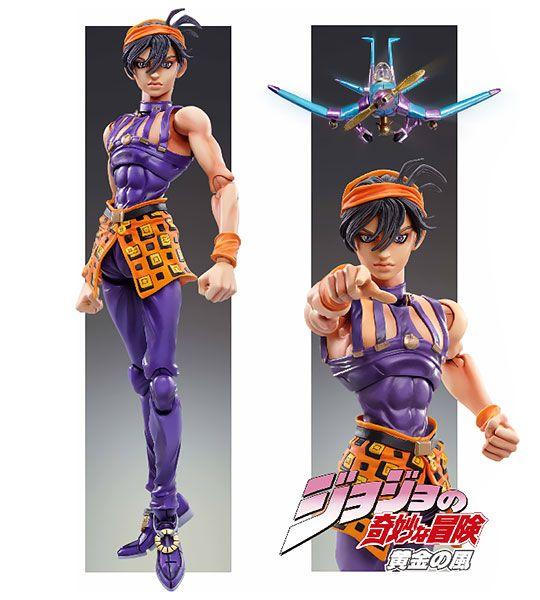 Super Action Statue Jojo S Bizarre Adventure Part V 44 Narancia