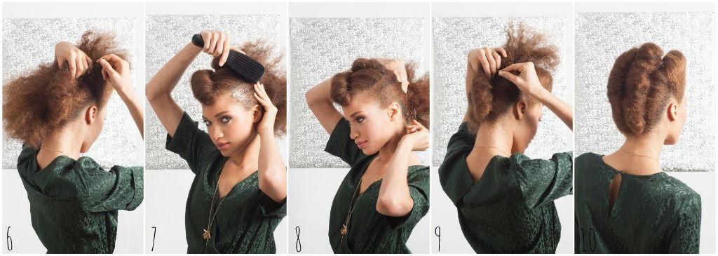 Fabulous 1000 Images About 4C Hair Inspiration On Pinterest Short Hairstyles For Black Women Fulllsitofus