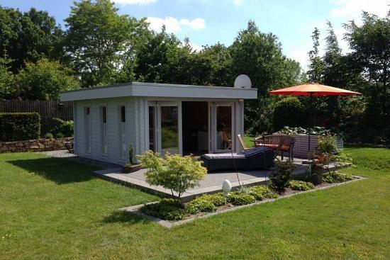 Kundenbild Gartenhaus Almelo70 Premium (mit Bildern