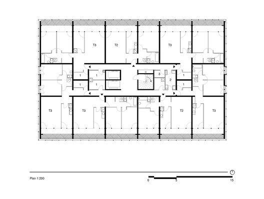 Ihram Kids For Sale Dubai: Urban Renovation Lormont / LAN Architecture
