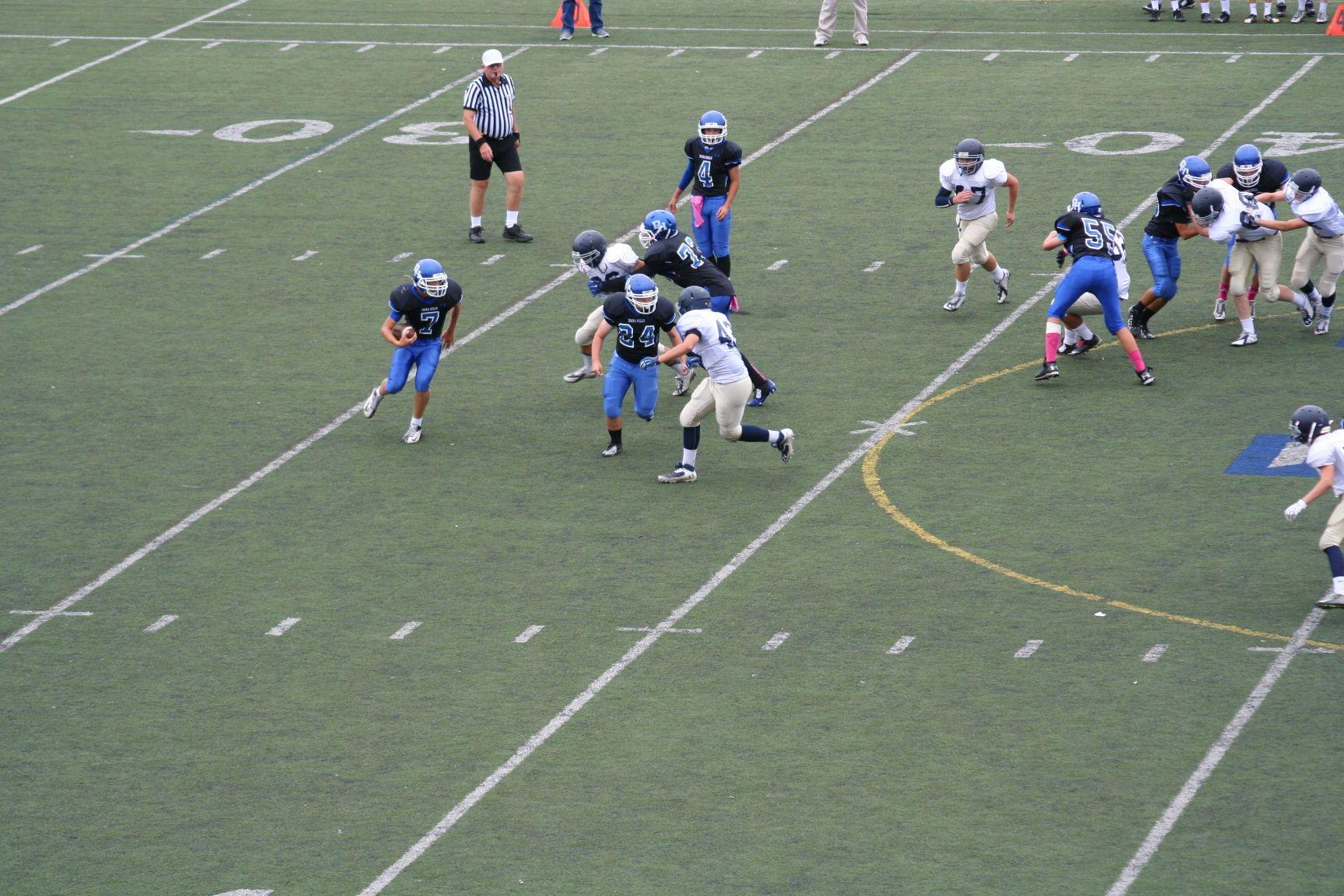 Dana Hills High School Football High School Football Dolphins Football Football