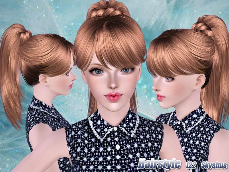 Young adult hair style — 4
