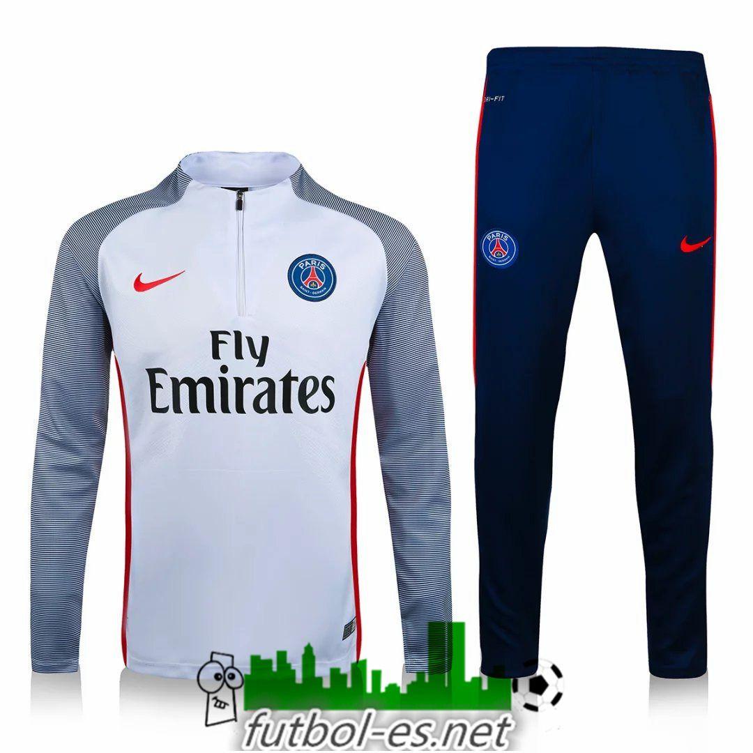 Ewell Retirada Delicioso  Venta de Chandal de futbol Paris PSG Impresion blanco 2016 2017 Tienda |  Athletic jacket, Puma jacket, Sweatpants