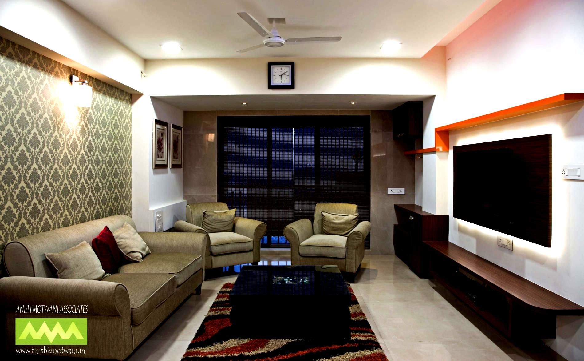 interior design of small indian living room #homedecor