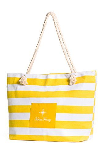 6a89a4faa4 Fishers Finery Day At the Beach Beach Bag (Small