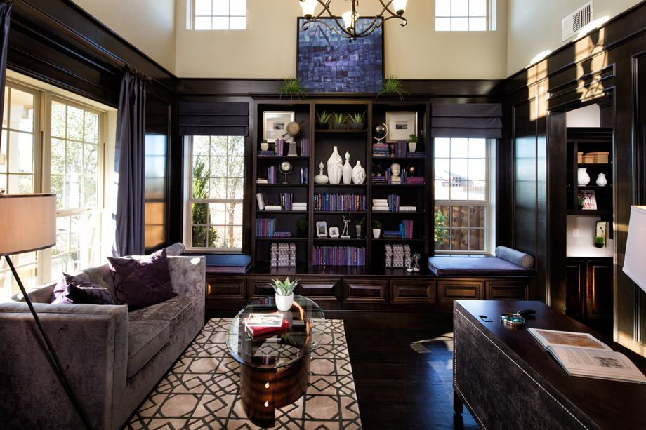 The St. Paul is a luxurious Toll Brothers home design available at ...