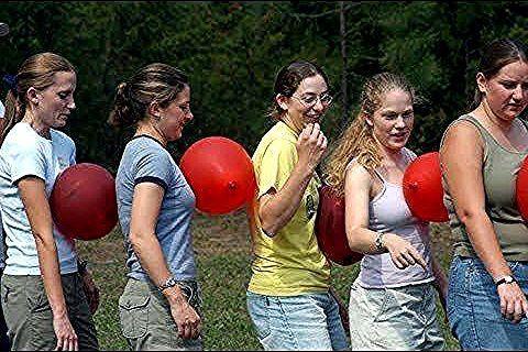 Gruppenspiele Im Freien