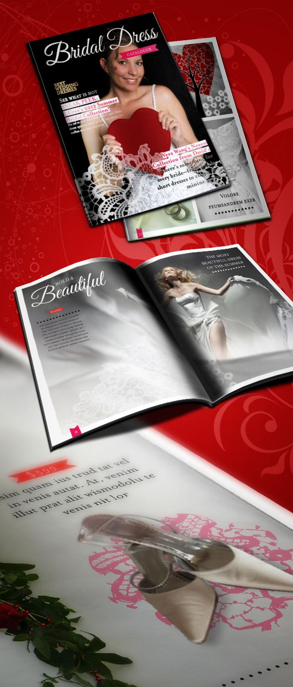 Free Wedding Brochure Template