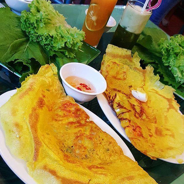 Banh xeo time!  #banhxeo #vietnam #vietnamese #vietfood #vietnamesefood #instadaily #instapic #instafood #food #picoftheday #foodgasm #omnomnom #yummy #foodpic #foodie #foodstagram #foodgram #foodgraphy #foodporn #foodpost #fooddiary #foodism #traveltoeat #traveldiary #travelgram #travels #pancakes by sweeetpeas. travelgram #vietnam #foodgram #foodgraphy #banhxeo #traveltoeat #foodpost #traveldiary #omnomnom #foodpic #vietfood #picoftheday #instapic #foodporn #vietnamese #travels…
