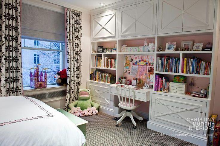 Black And White Playroom Design
