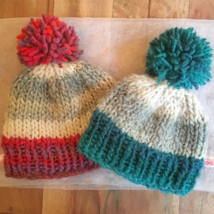 Rico Baby Bobbles - free baby and toddler bobble hat ...