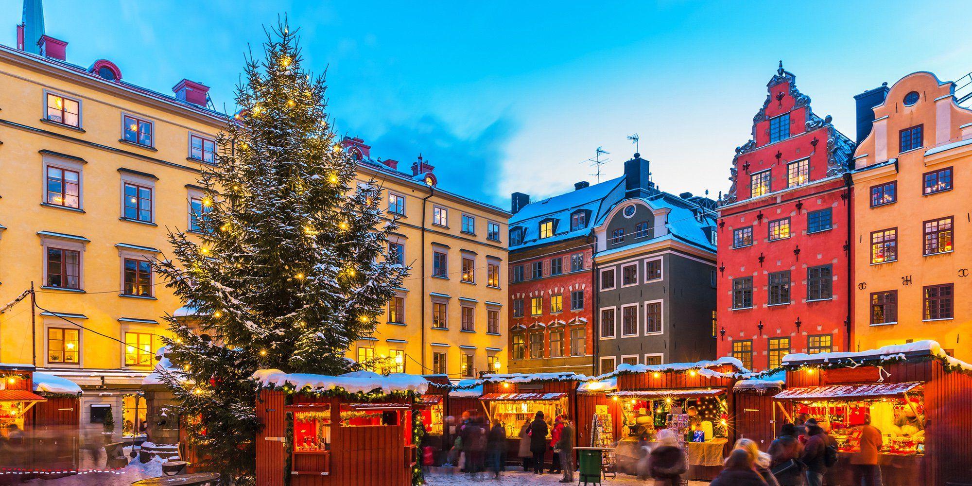 Comment fêteton Noël en Suède ? Voyage, Voyage suede