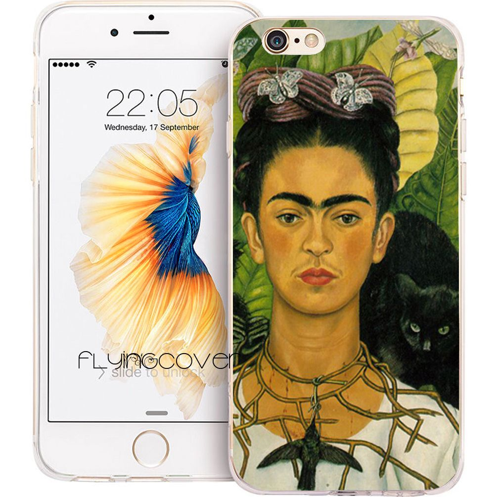 coque iphone 5 frida kahlo