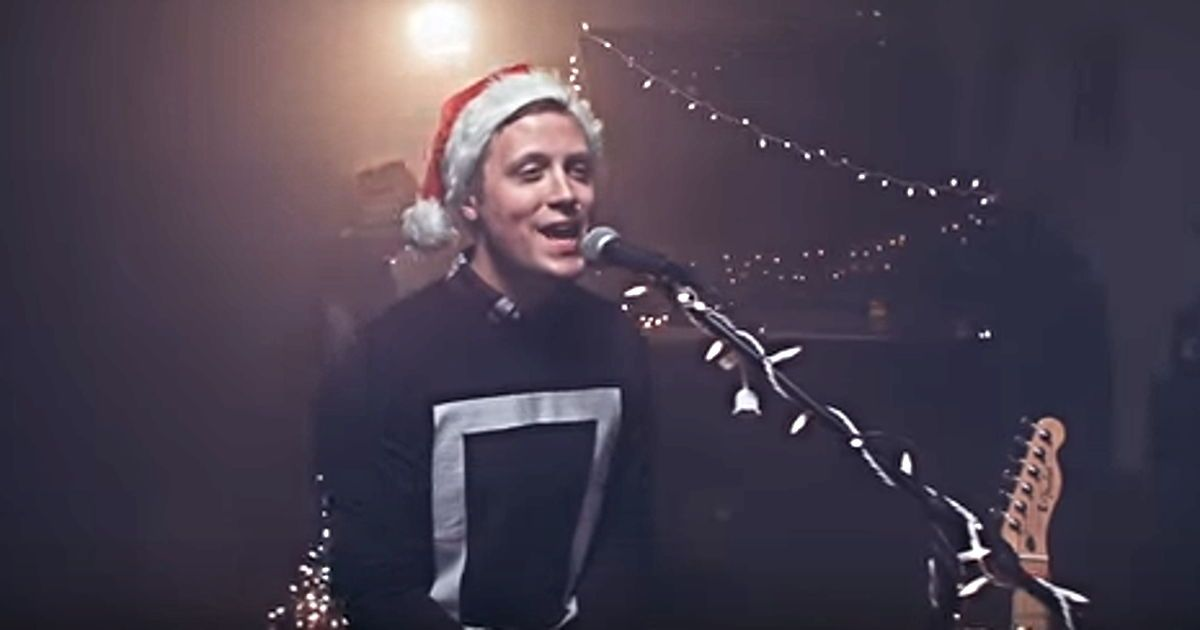 All I Want For Christmas Is You Played In A Minor Key Is So Haunting Holiday Music Xmas Songs Christmas Music