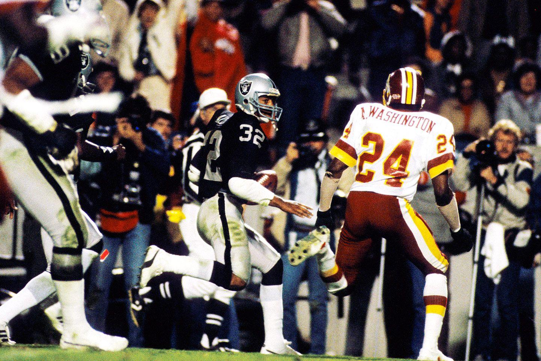 superbowls | Marcus Allen - Super Bowl XVIII - ESPN Radio Super Week -- Wednesday ...
