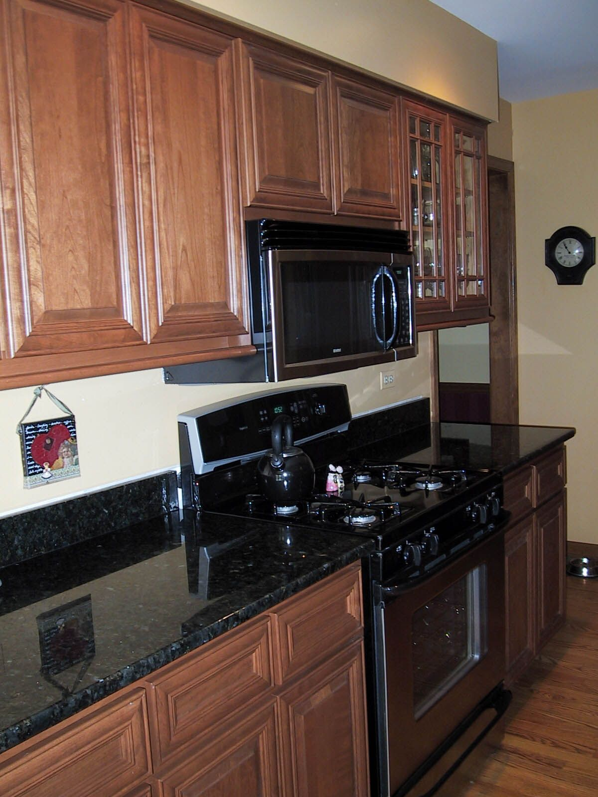 Removing Kitchen Soffits - Worth it | Kitchen soffit ...
