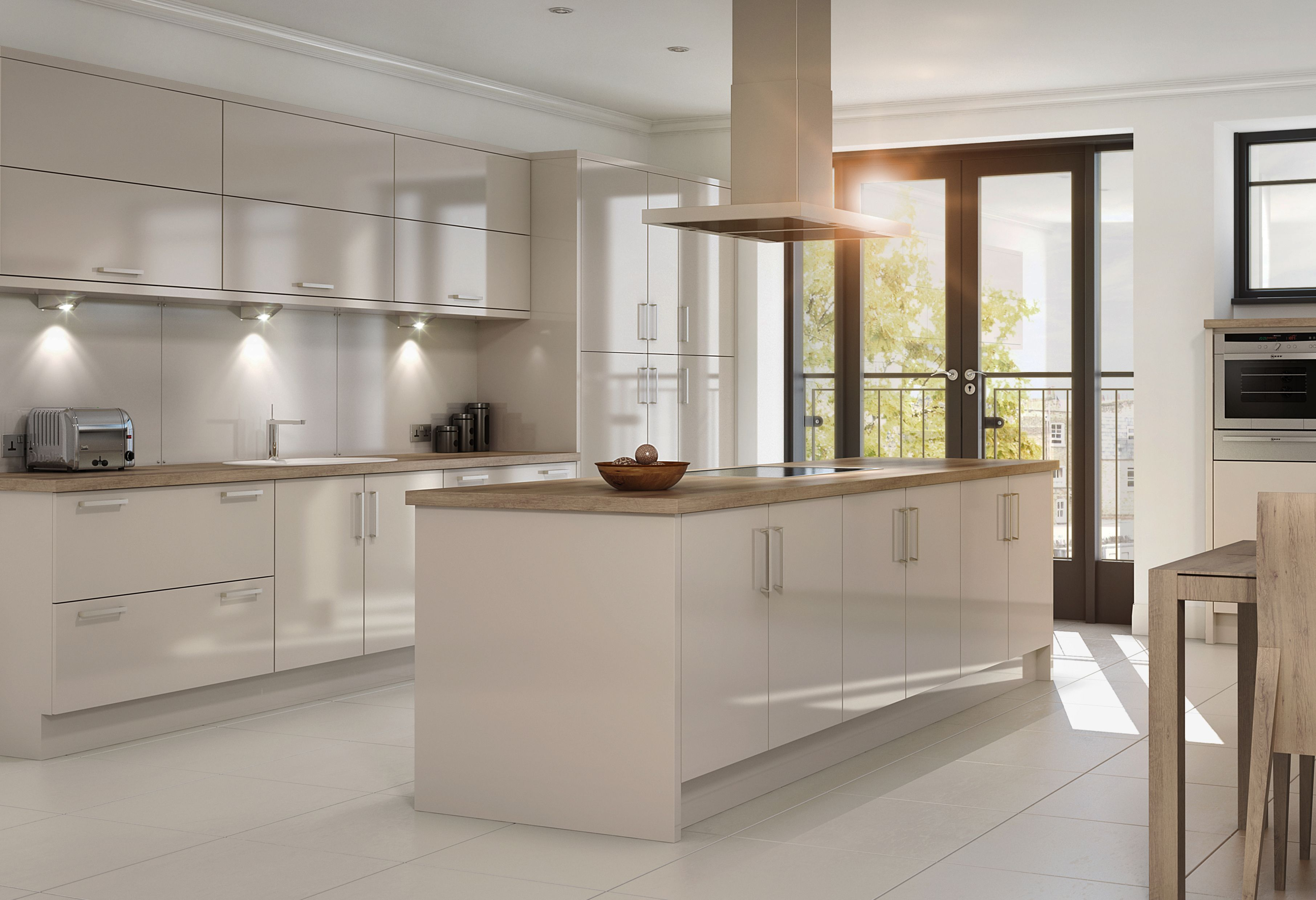 Stunning Bristol Fitted Kitchens Showroom in 2019