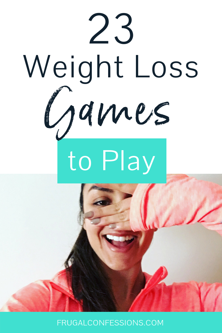 Weight Loss Games (23 Fun Games for Weight Loss!)   Weight