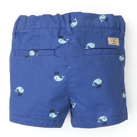 Tommy Hilfiger Fish Shorts - medieval blue-pt (Blue) - Tommy Hilfiger Boys - detail image 1