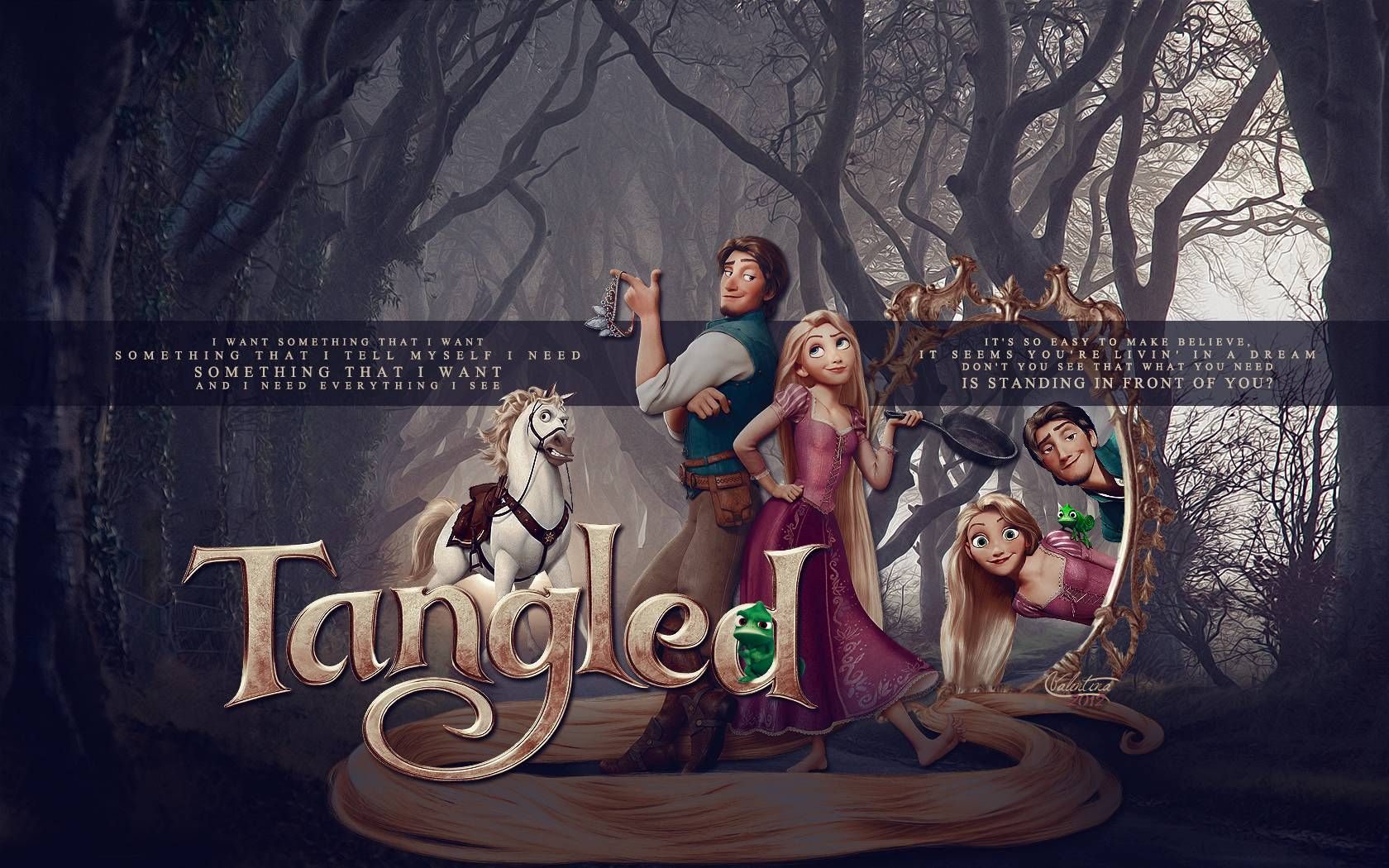 Tangled Wallpaper HD 1280×800 Tangled Wallpaper (45 Wallpapers ... for Tangled Wallpaper Rapunzel And Flynn  45gtk