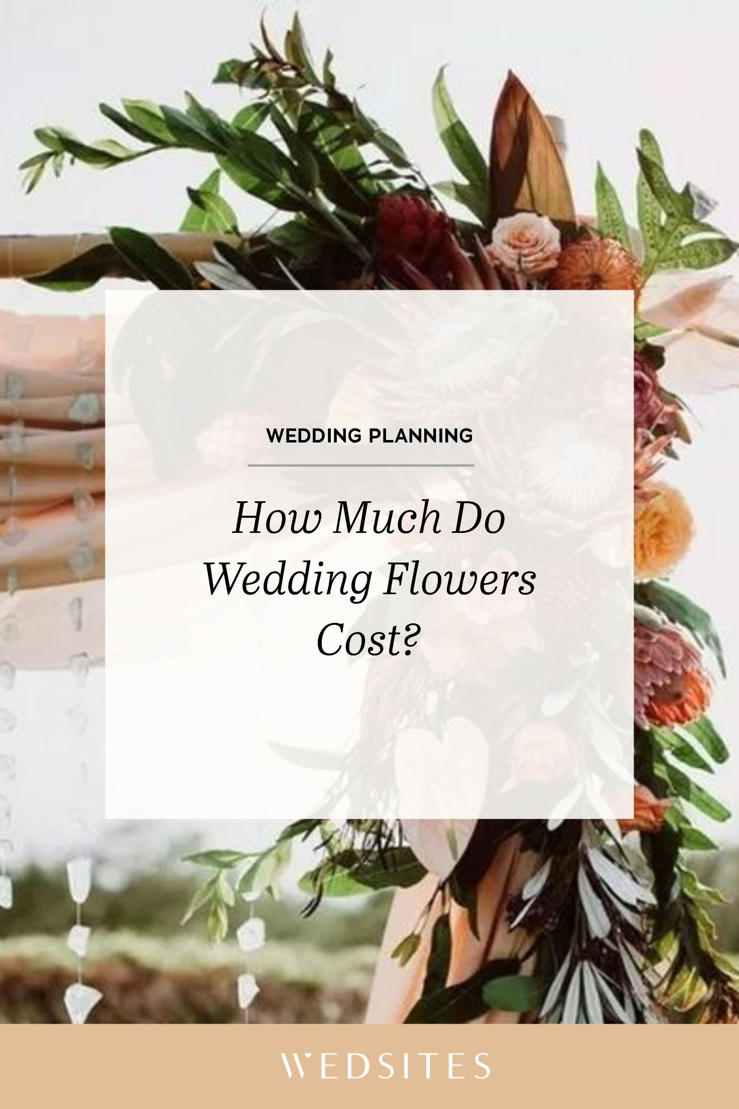 How Much Do Wedding Flowers Cost? Wedding flowers cost