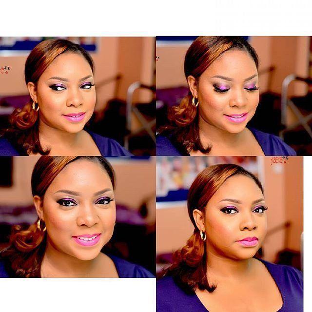 Mua: @abekemakeovers #mua #makeup #ladies #eyeshadow #cute