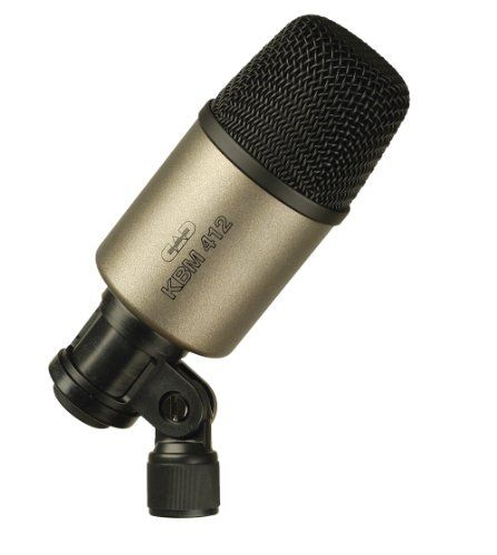 Cad Audio Kbm412 Dynamic Microphone, Cardioid, 2015 Amazon Top Rated Dynamic Microphones #MusicalInstruments