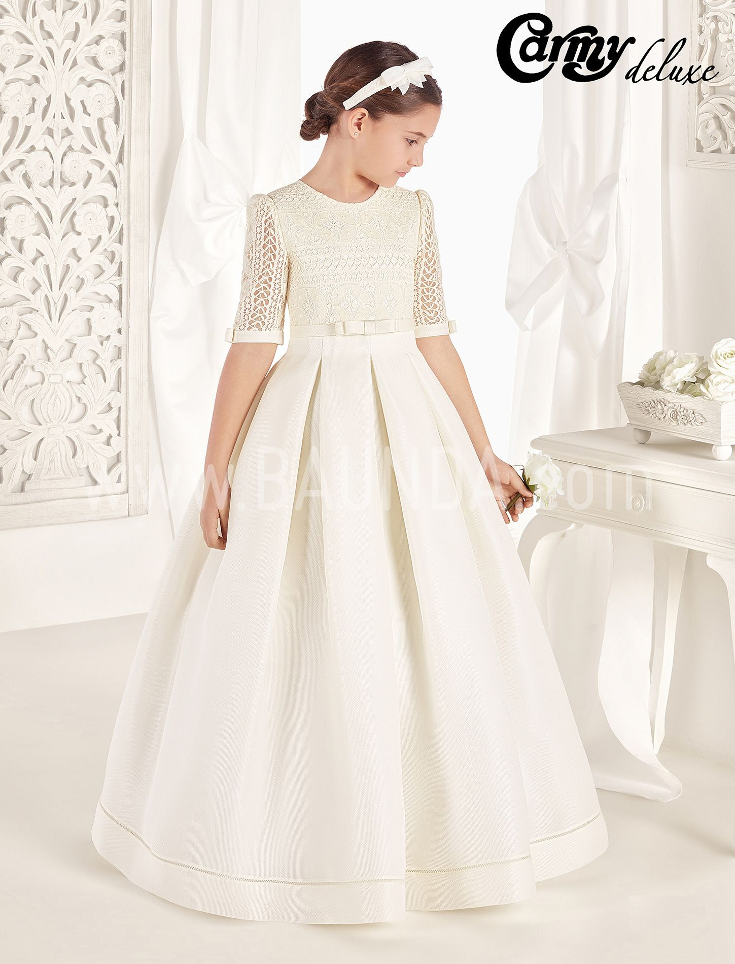 Busco vestidos de primera comunion