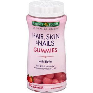 Nature S Best Hair Skin And Nails Nature S Bounty Optimal