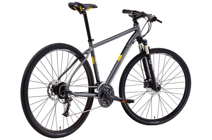 75fb334456b Pinnacle Cobalt Three 2015 Hybrid Bike