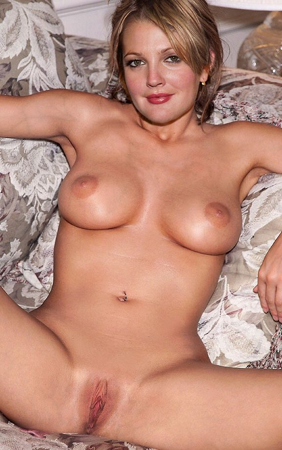 Nude Photo Of Drew Barrymore