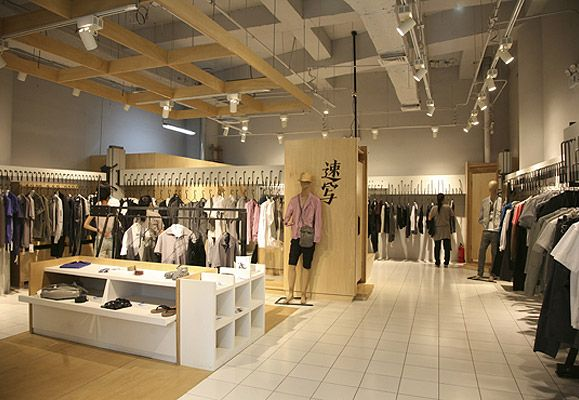 Fashion Outlet Interior Design Google 검색 With Images
