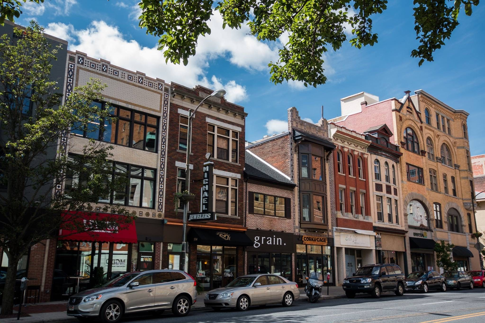 Uncovering PA Downtown Allentown, Pennsylvania, is quite