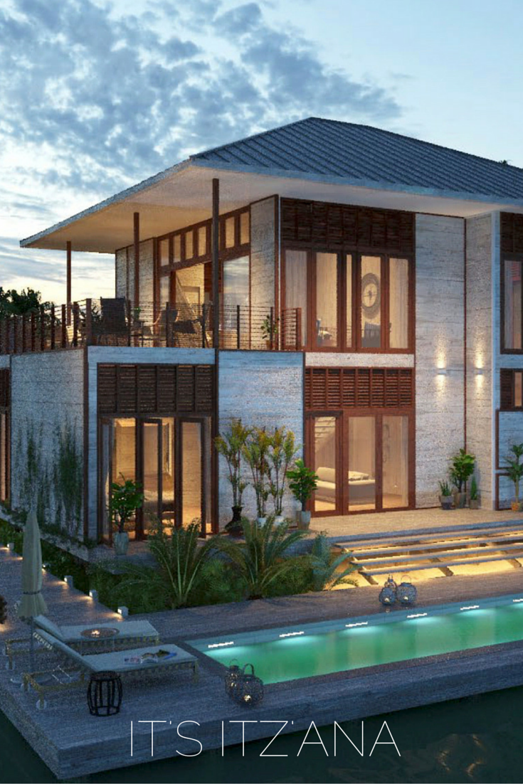 A new level in luxury arrives in 2016. #ItsItzana