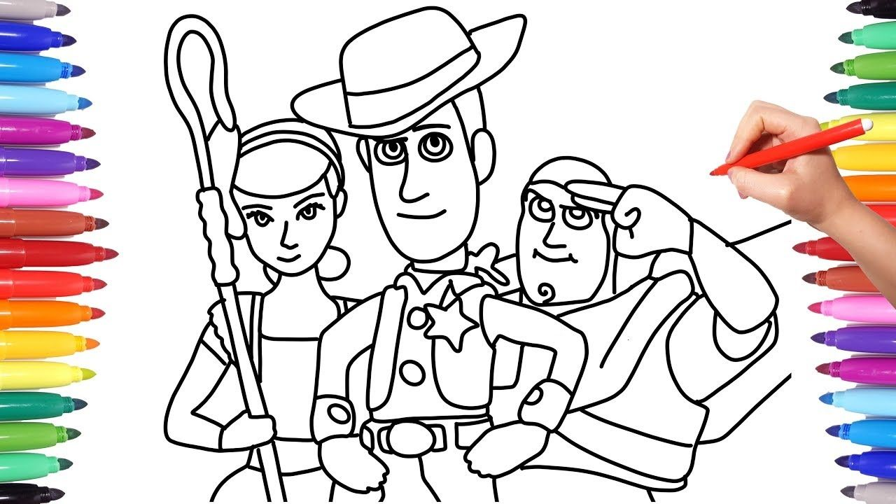 Coloring Pages Youtube