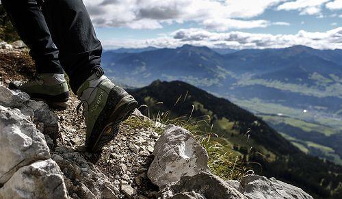 Hiking in the Mountains/ Wandern & Klettersteig Hundskopf