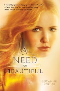 "3 1/2 stars to ""A Need So Beautiful,"" a YA paranormal by Suzanne Young."
