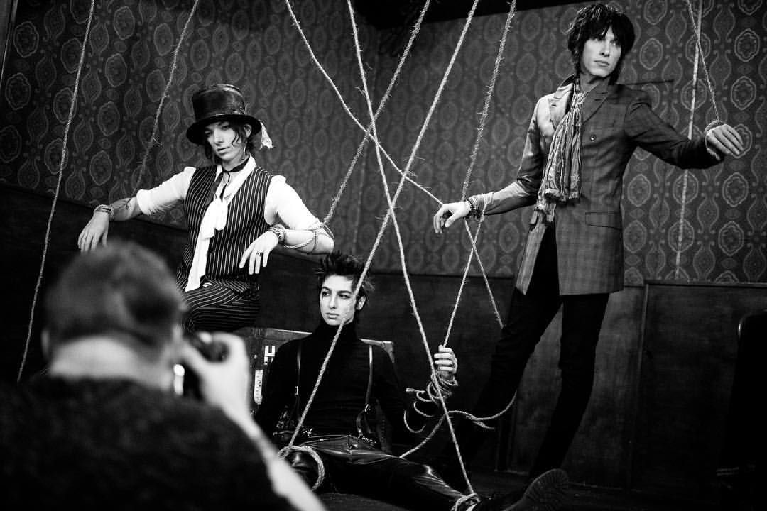 Palaye Royale, Music Library, My Chemical