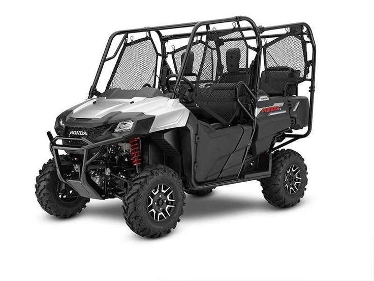 """Awesome Honda 2017 - New 2017 Honda Pioneerâ""""¢ 700-4 Deluxe ATVs For Sale in California. Up For A...  Honda Pioneer™ 700-4 Deluxe 2017 Check more at http://carsboard.pro/2017/2017/06/14/honda-2017-new-2017-honda-pioneera%c2%a2-700-4-deluxe-atvs-for-sale-in-california-up-for-a-honda-pioneer-700-4-deluxe-2017/"""