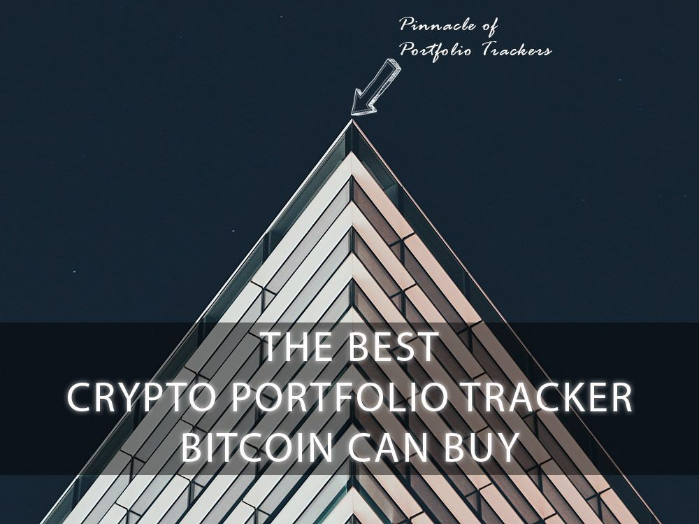 Are you keeping track of your portfolio? Cointrack.info