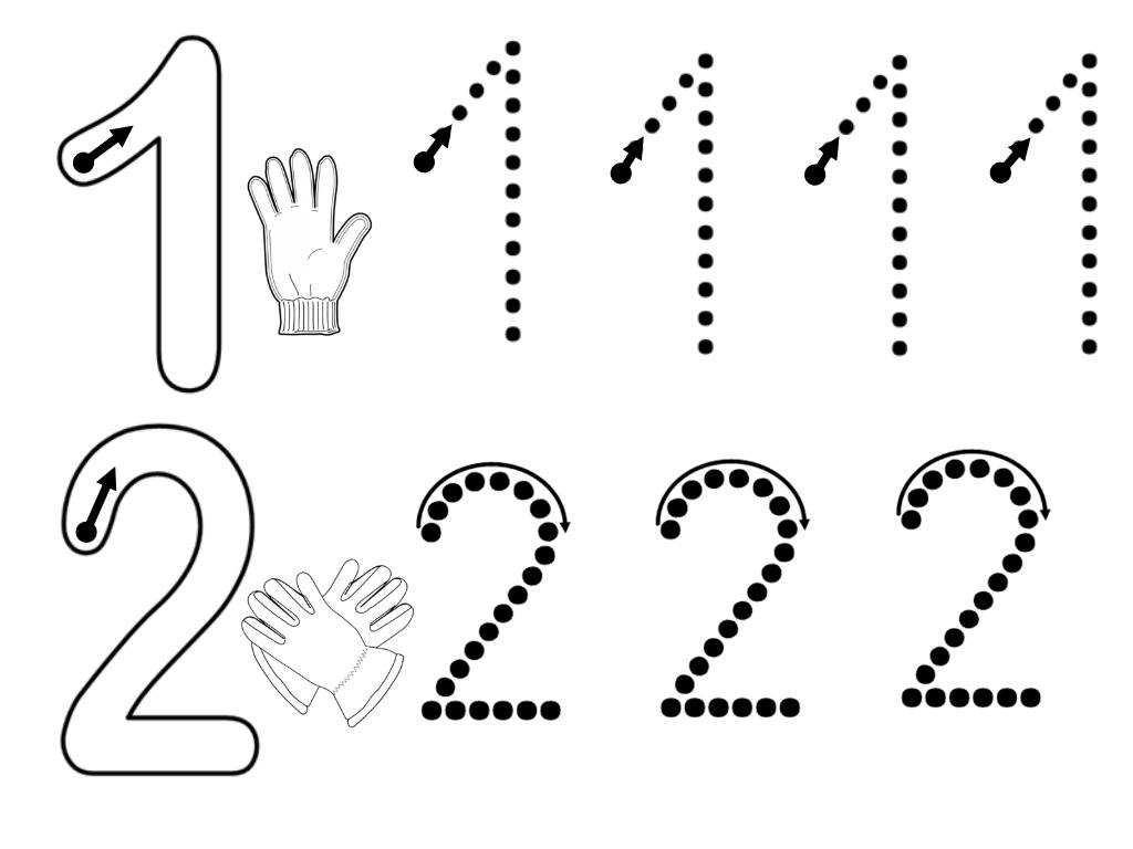 Recursos Educacion Infantil Numero 2