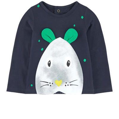 bf7142f56a28 Catimini - Cuddly toy T-shirt - 231284