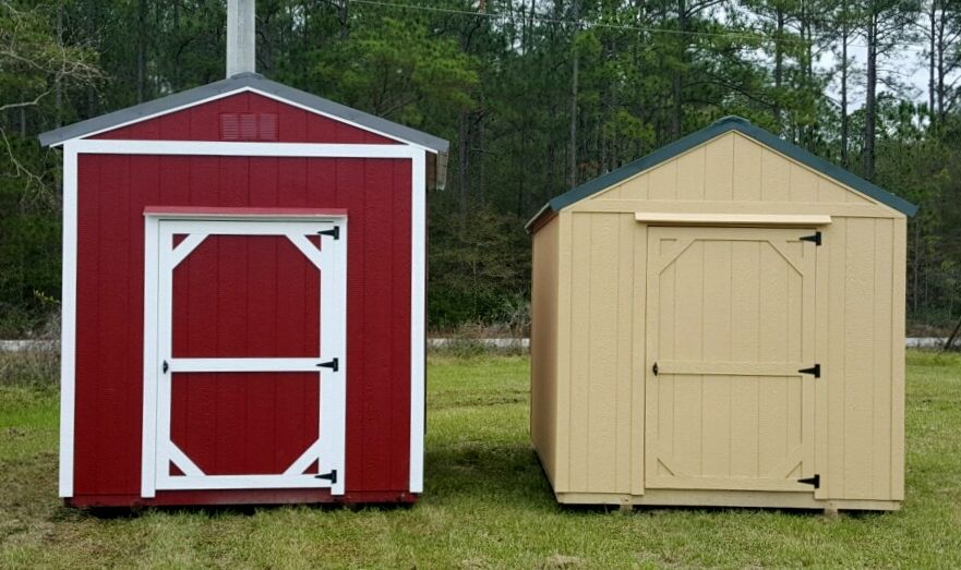 New Garden Shed Economy Building Portable Buildings Backyard Storage Outdoor Storage Solutions