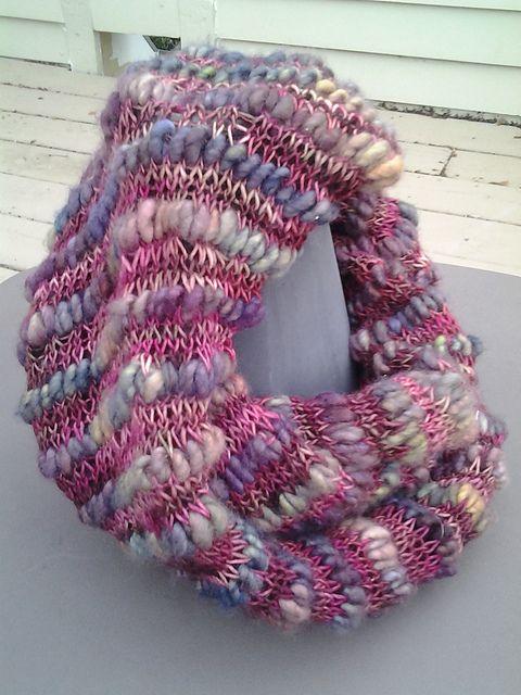 Polar Opposites by Plucky Knitter Design ¬ malabrigo RAsta and ...