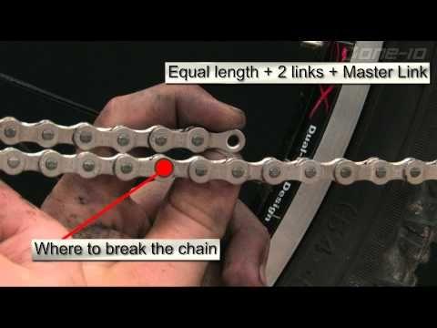 Youtube Bike Chain Bike Bicycle Maintenance