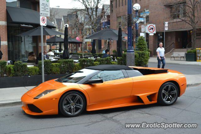 Lamborghini Murcielago Spotted In Toronto Canada On 04 08 Car
