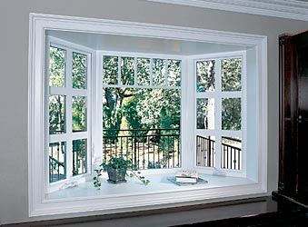 howikis to Decorate a Bay Window Properly | howikis.com This one is wider  than